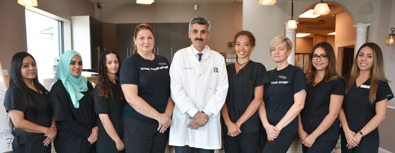 Chiropractic Bridgeview IL Office Staff