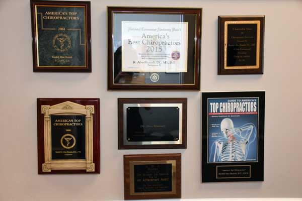 Chiropractic Bridgeview IL Certificates